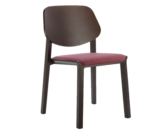 GUSTO-1SW Stacking Side Chair